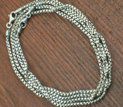 Chain Sterling Silver Rope d