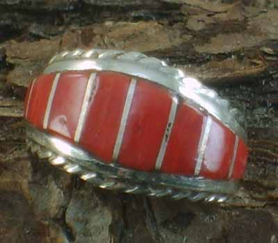Native American Ring- sz 5.5