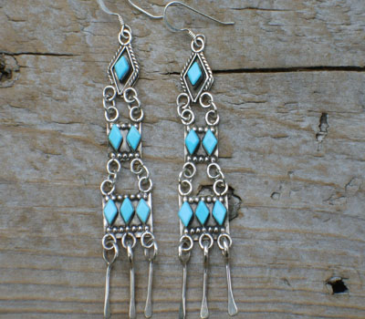 Native American Indian Jewelry Offered At The Turquoise