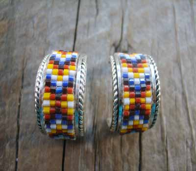 how to make american indian jewelry
