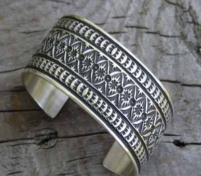 Sterling Silver Bracelet -SUnshine Reeves