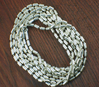 Sterling Silver Link Chain l