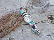 Watch Navajo Inlay Ladies