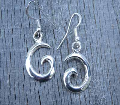 Whirling Wind Earrings